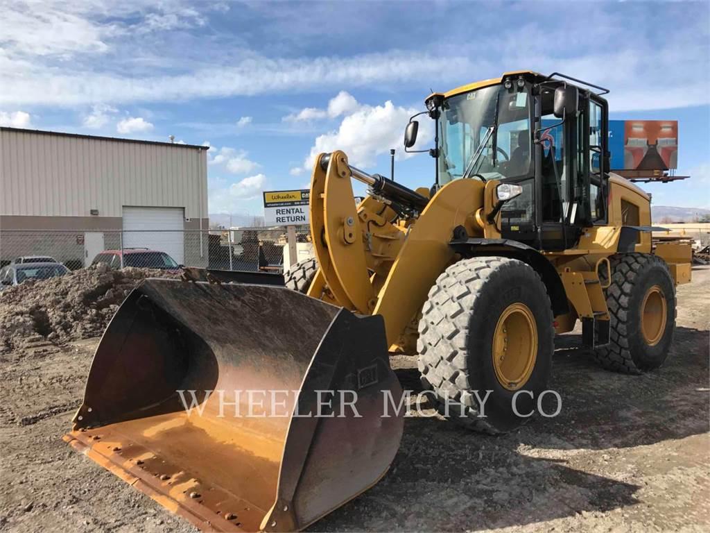 Caterpillar 938K QCF, Cargadoras sobre ruedas, Construcción