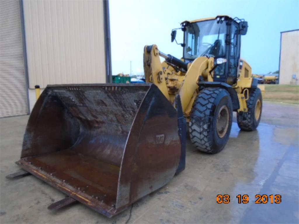 Caterpillar 938M、轮式装载机、建筑设备