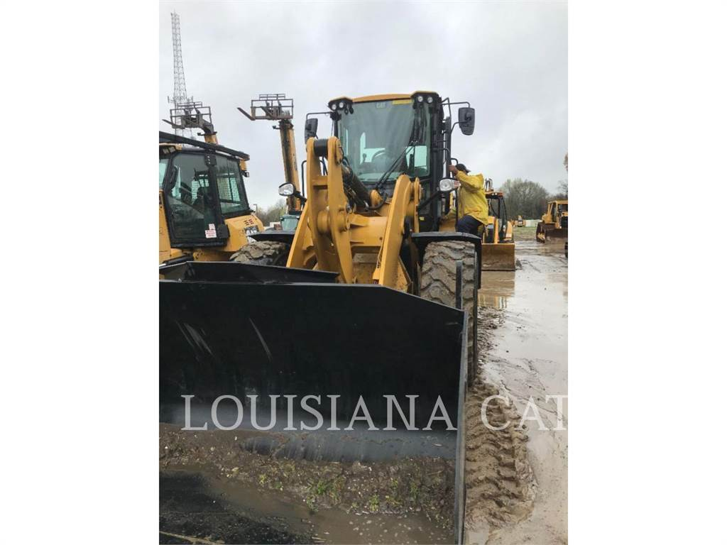 Caterpillar 938M, Wheel Loaders, Construction