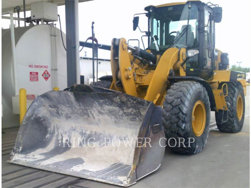 Caterpillar 938M, Chargeuse sur pneus, Équipement De Construction
