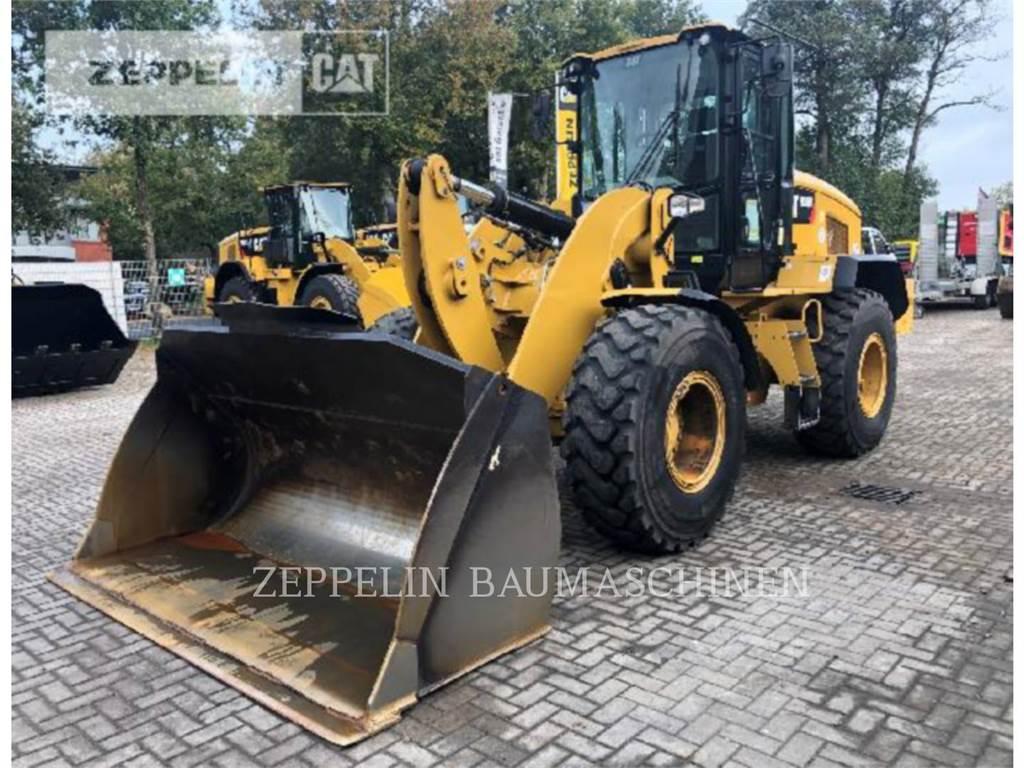 Caterpillar 938M, Pás carregadoras de rodas, Equipamentos Construção