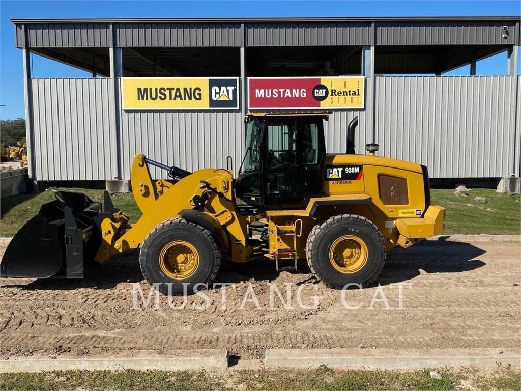 Caterpillar 938M 2V, Pás carregadoras de rodas, Equipamentos Construção