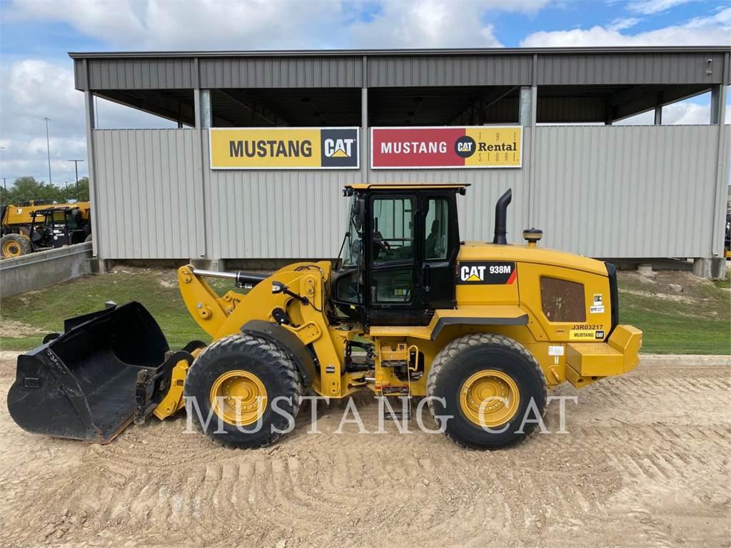 Caterpillar 938M 2V, Chargeuse sur pneus, Équipement De Construction