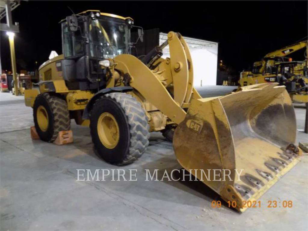 Caterpillar 938M, Ładowarki kołowe, Sprzęt budowlany
