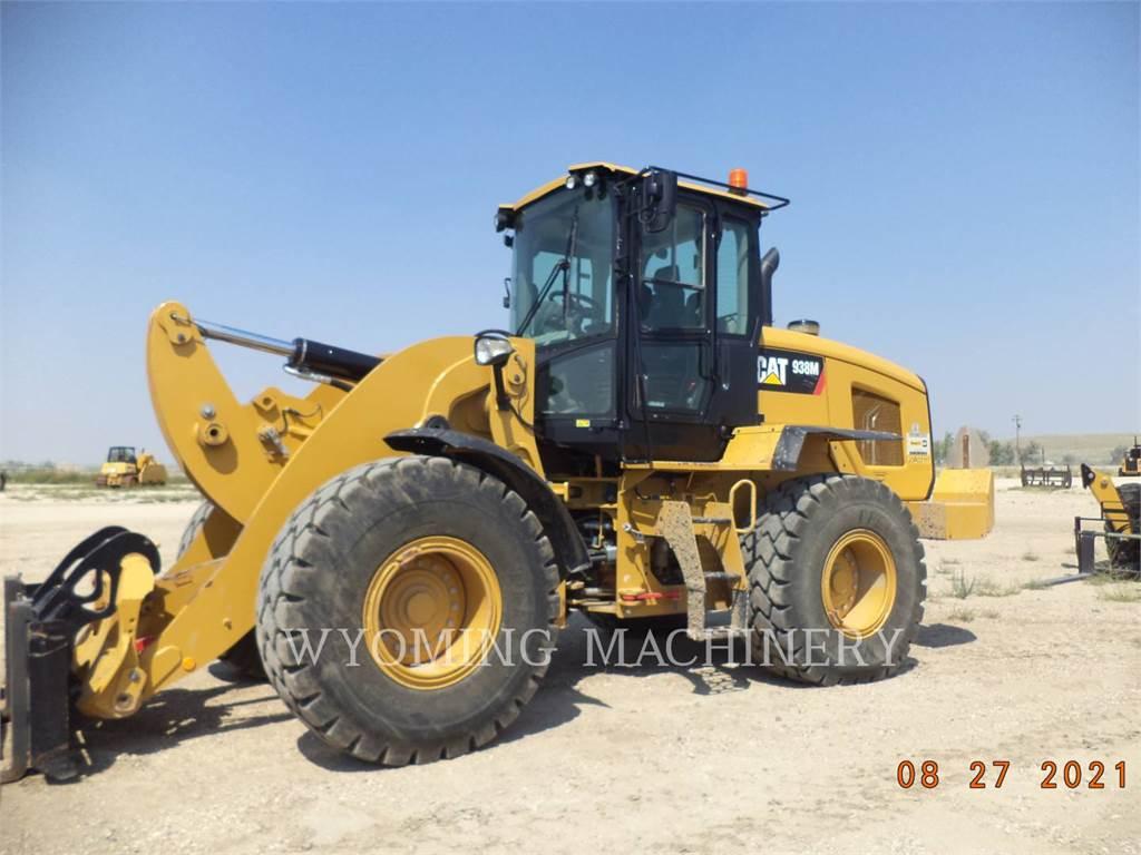Caterpillar 938M, Wheel Loaders, Construction