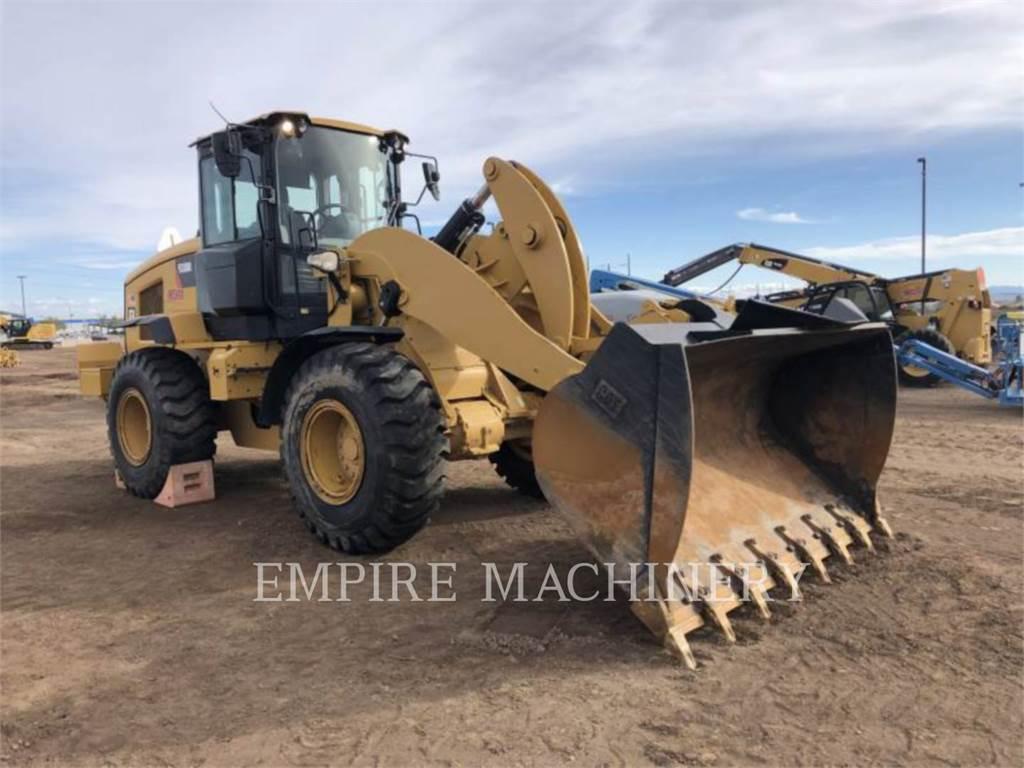 Caterpillar 938M FC, Wheel Loaders, Construction