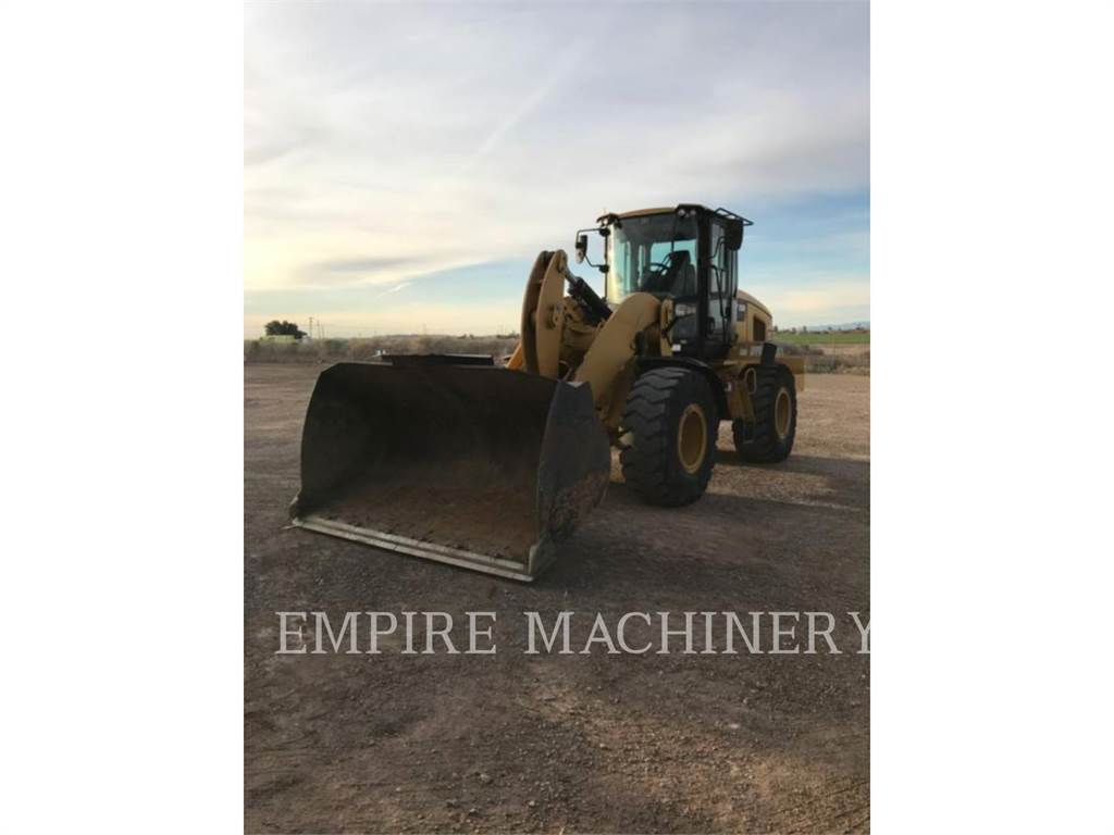 Caterpillar 938M FC, Wheel Loaders, Construction