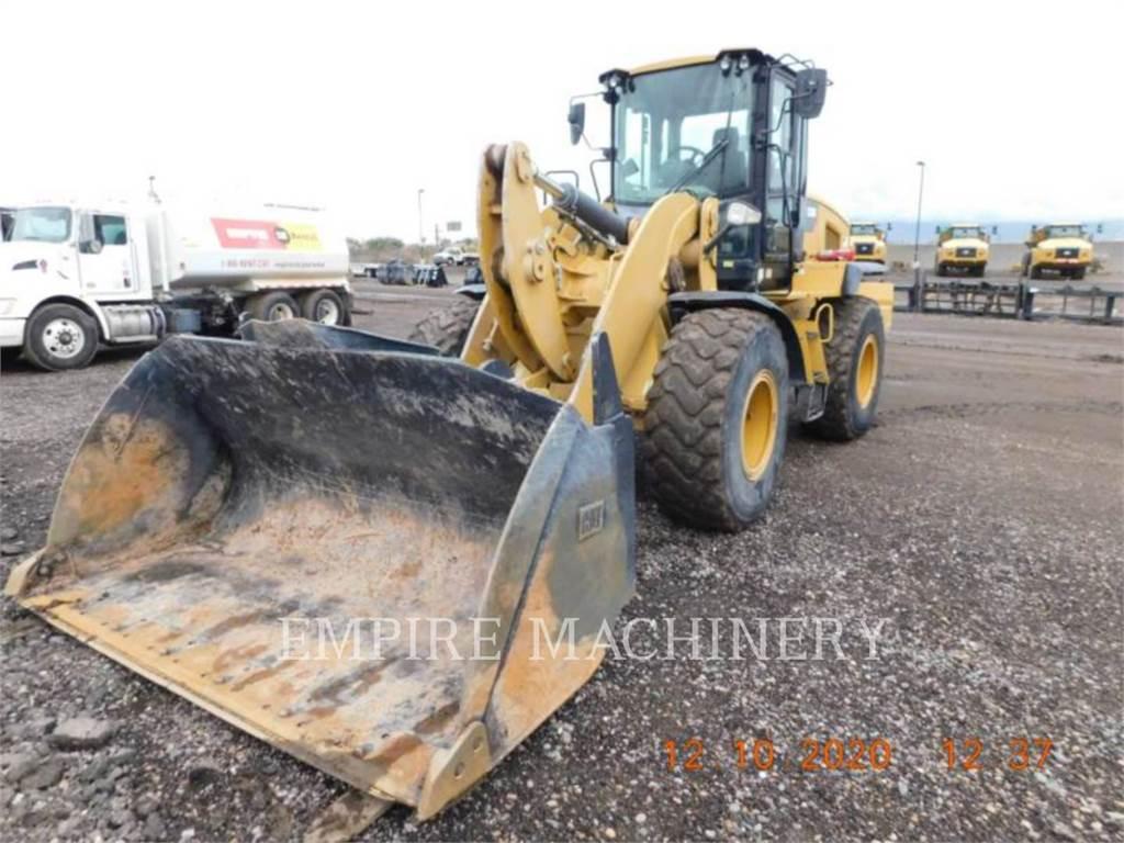Caterpillar 938M FC, Wielladers, Bouw