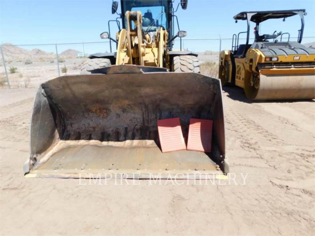Caterpillar 938M FC, Chargeuse sur pneus, Équipement De Construction