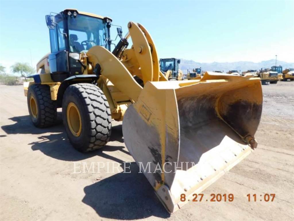 Caterpillar 938M、ホイールローダー、建設