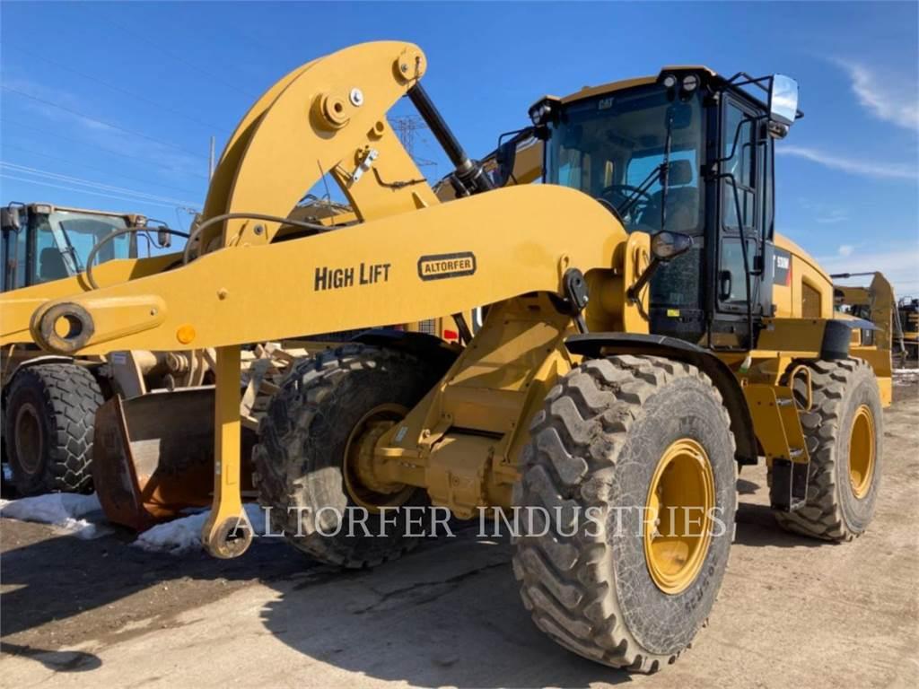 Caterpillar 938M HL, Chargeuse sur pneus, Équipement De Construction
