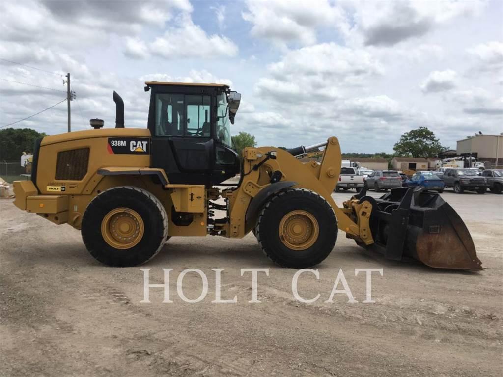 Caterpillar 938M QC, Pás carregadoras de rodas, Equipamentos Construção