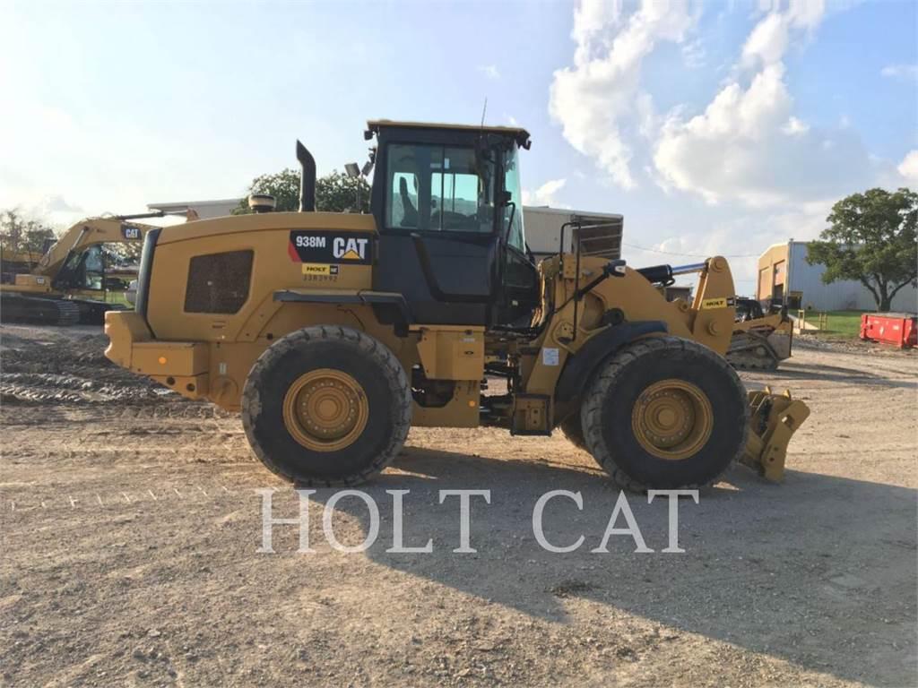 Caterpillar 938M QC, Wheel Loaders, Construction