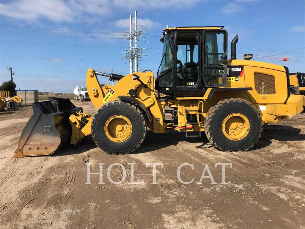 Caterpillar 938M QC, Dozers, Construction