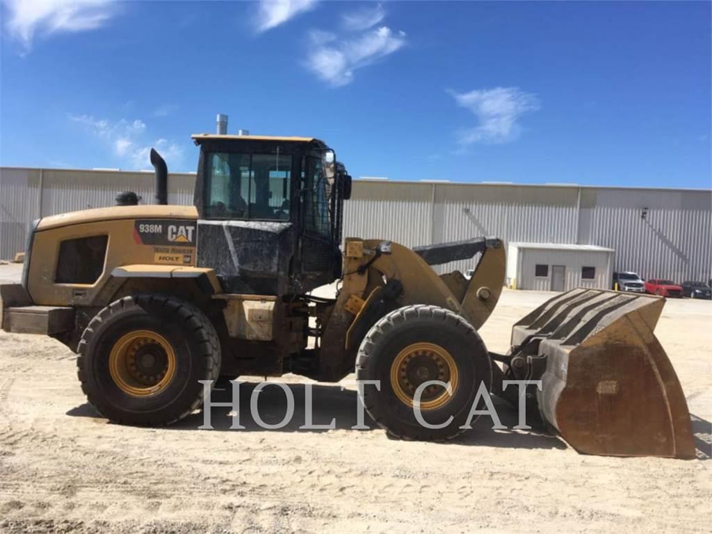 Caterpillar 938M WHA, Wheel Loaders, Construction
