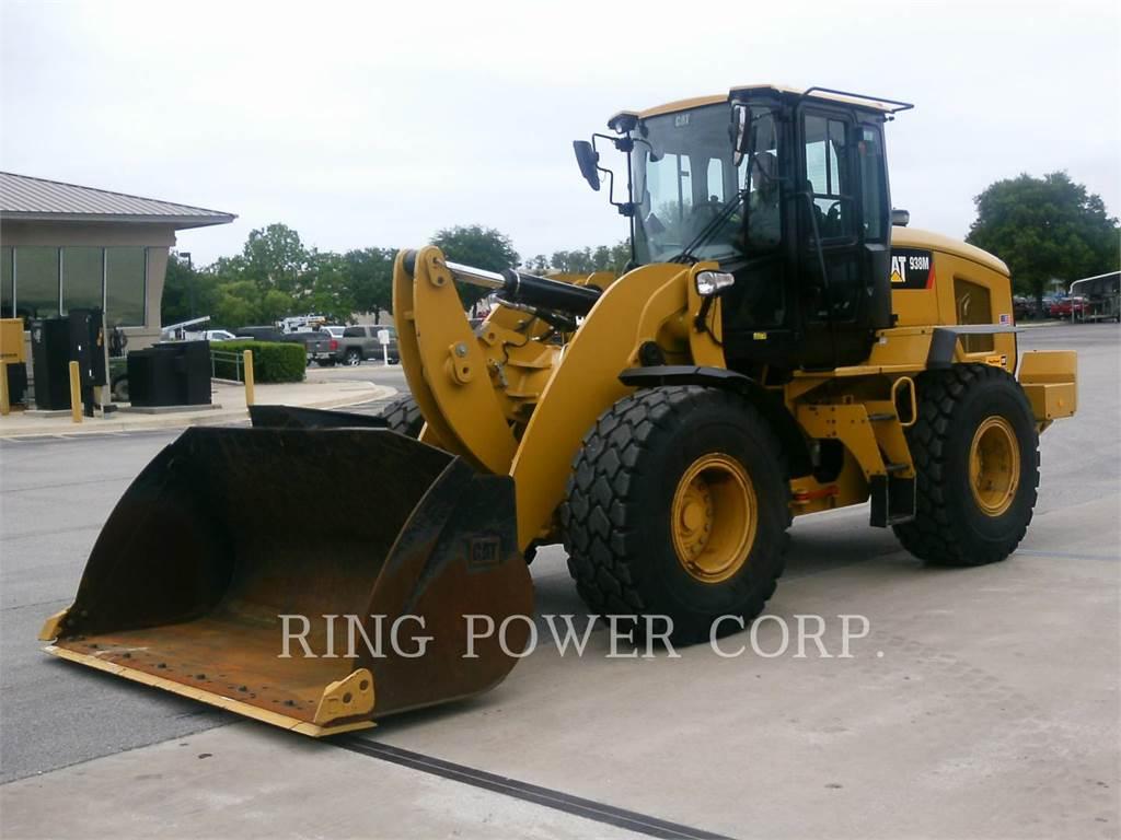 Caterpillar 938M3VQC, Wheel Loaders, Construction