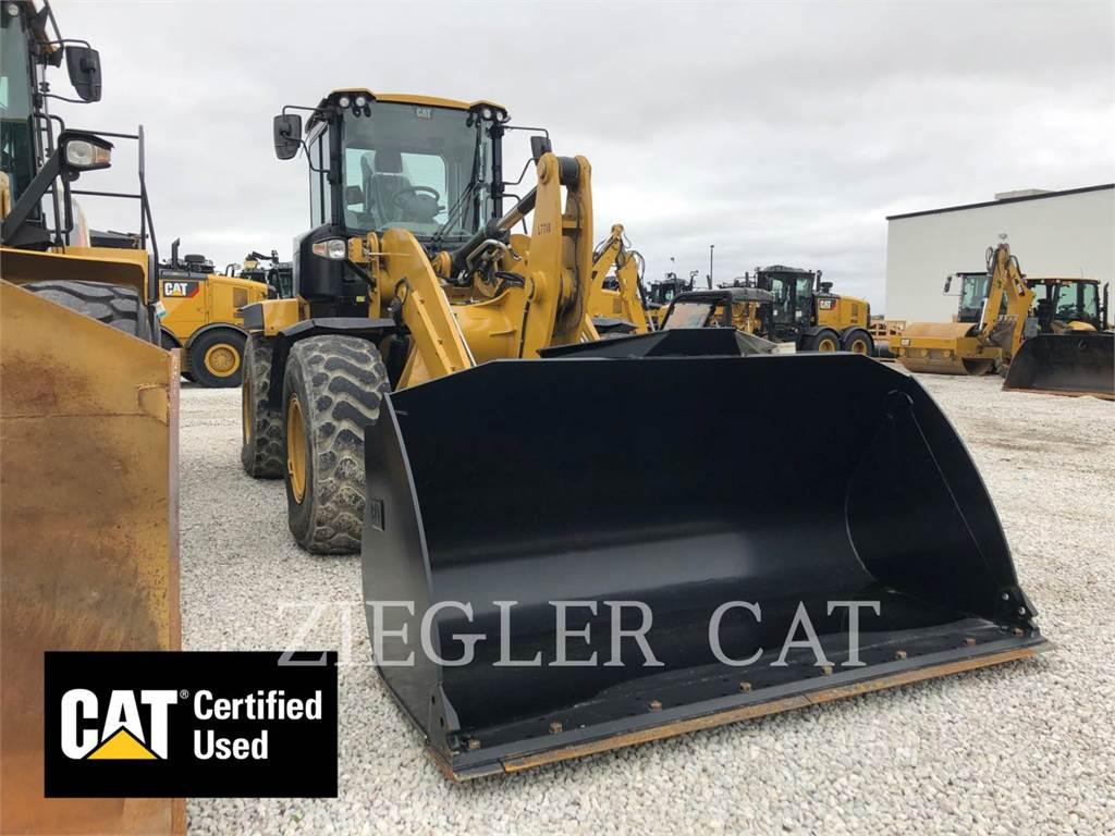 Caterpillar 938MHL, Wheel Loaders, Construction