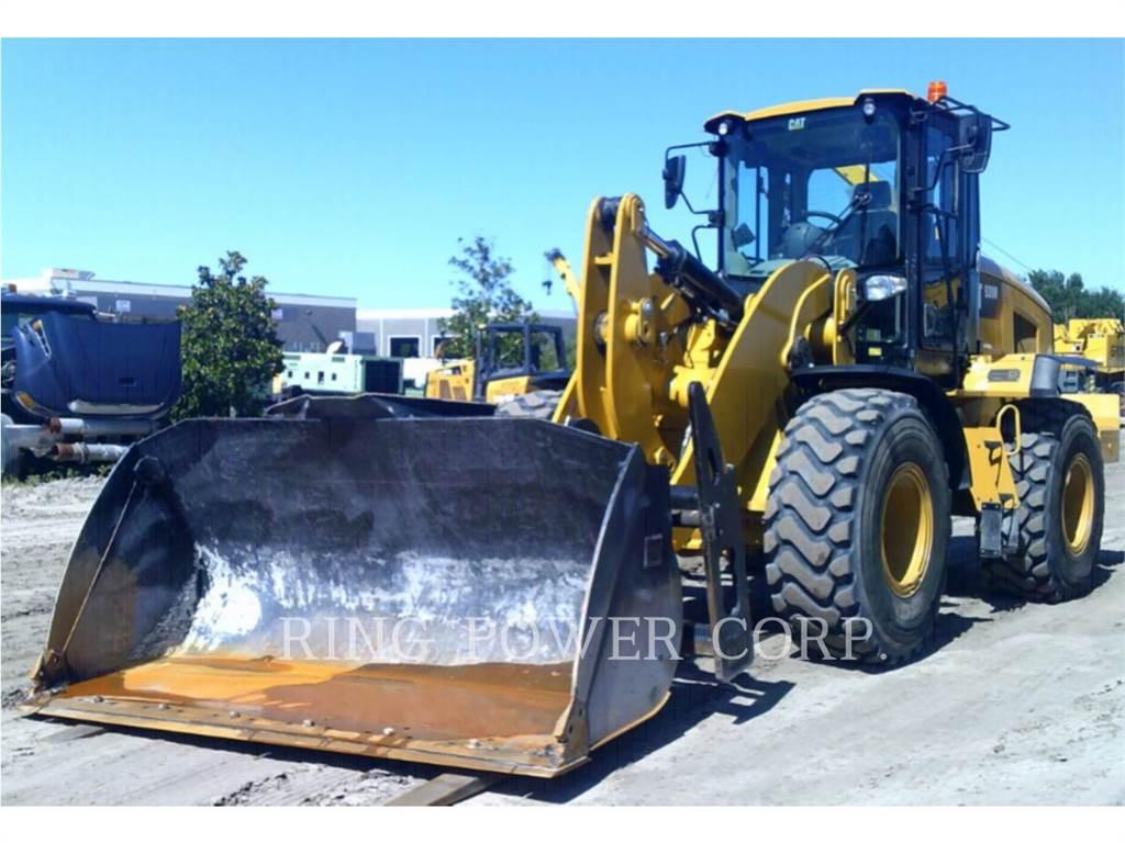 Caterpillar 938MQC, Wheel Loaders, Construction