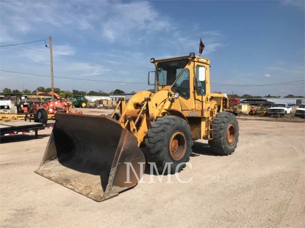 Caterpillar 950, Wheel Loaders, Construction