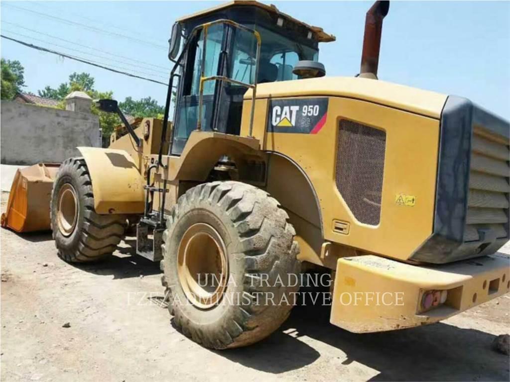 Caterpillar 950 GC, Ładowarki kołowe, Sprzęt budowlany