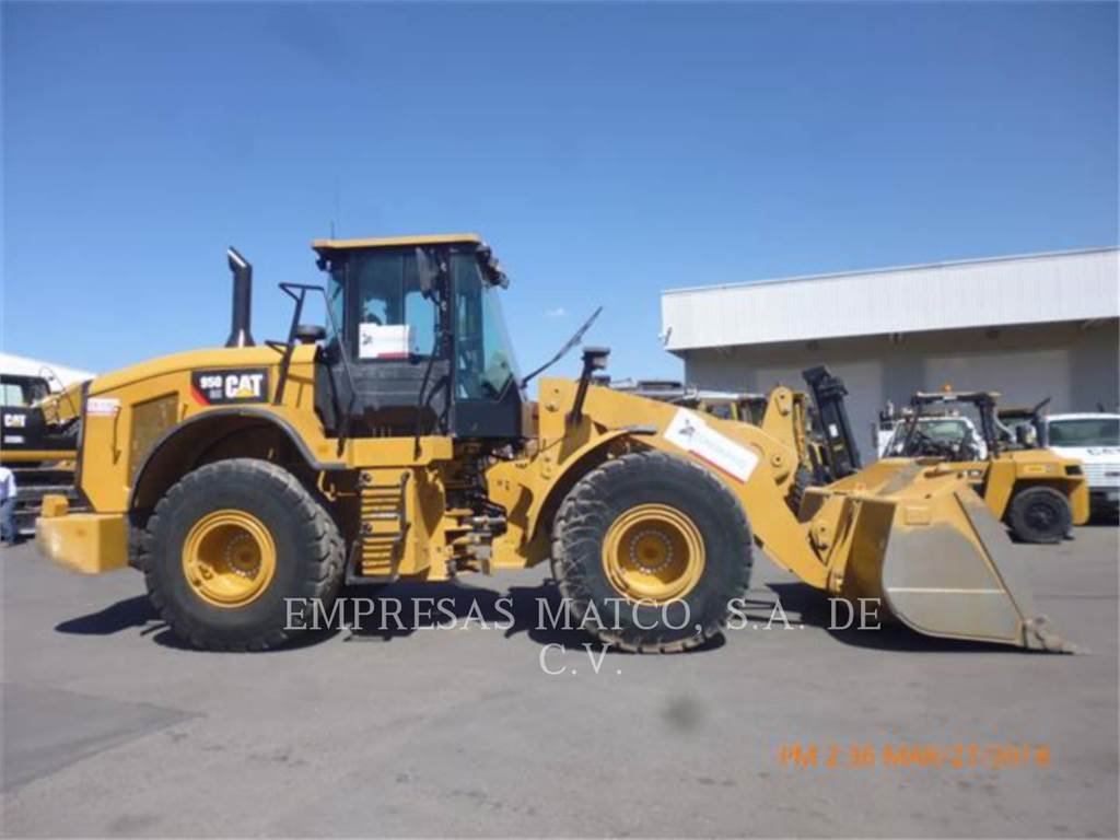 Caterpillar 950 GC, Wheel Loaders, Construction