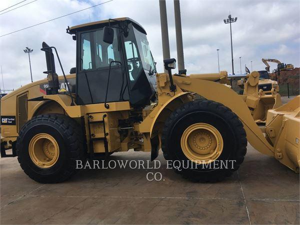 Caterpillar 950 H, Radlader, Bau-Und Bergbauausrüstung