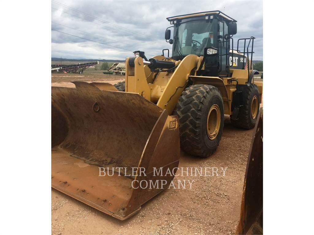 Caterpillar 950 K, Wheel Loaders, Construction