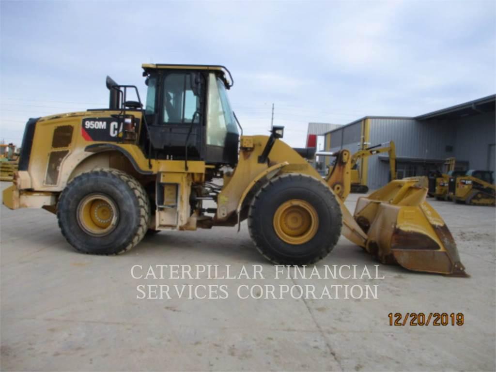 Caterpillar 950 M, Wheel Loaders, Construction