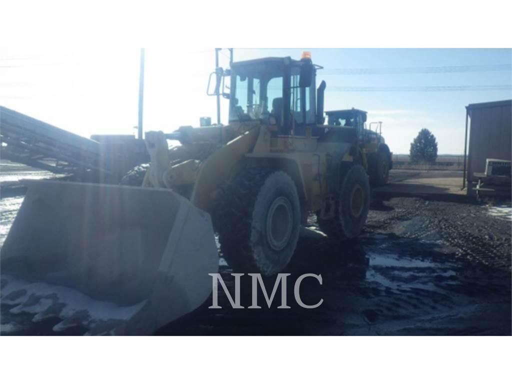Caterpillar 950F, Wheel Loaders, Construction