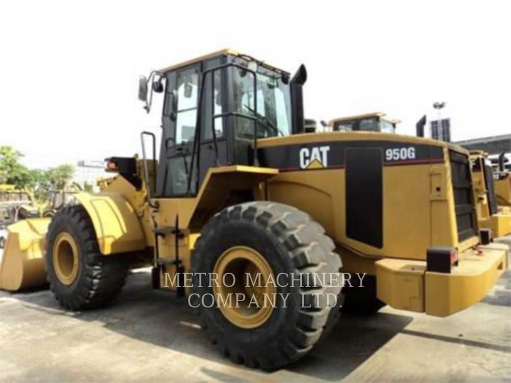 Caterpillar 950G, Ładowarki kołowe, Sprzęt budowlany