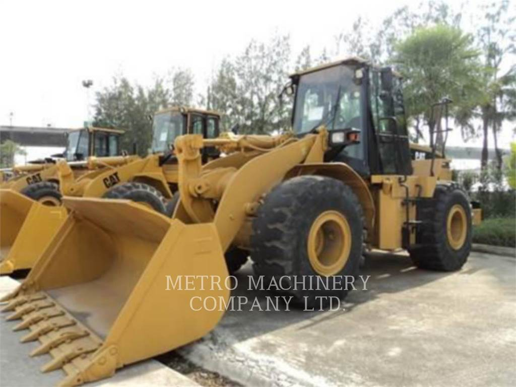 Caterpillar 950G, Wheel Loaders, Construction