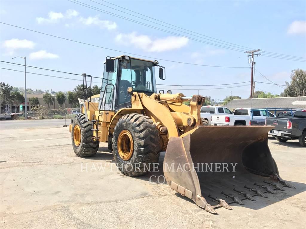 Caterpillar 950G、轮式装载机、建筑设备