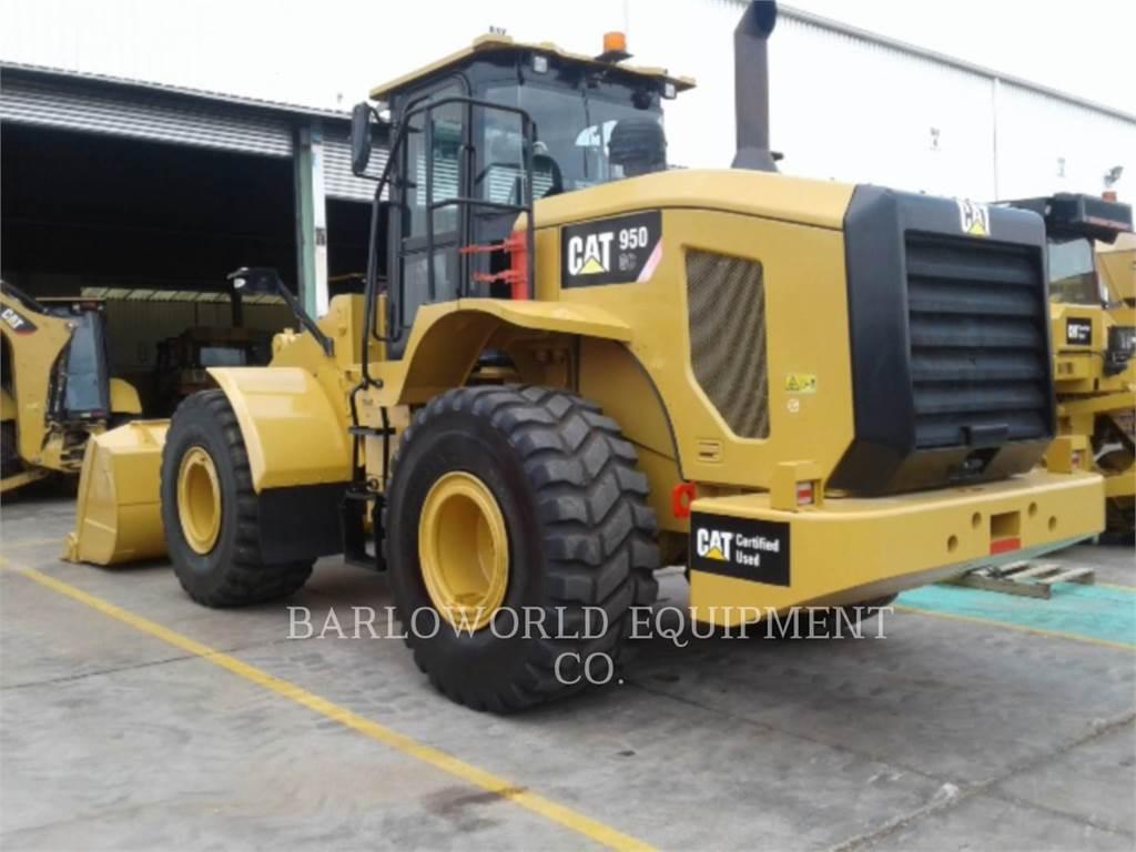 Caterpillar 950GC, Wheel Loaders, Construction