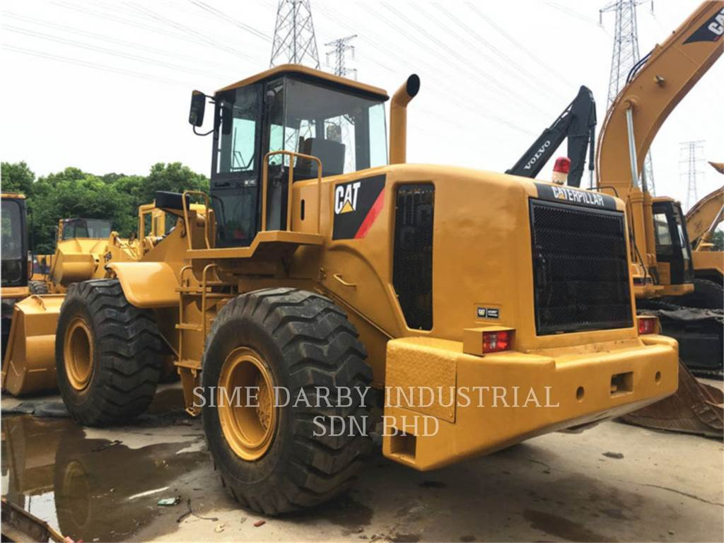 Caterpillar 950GC, Radlader, Bau-Und Bergbauausrüstung