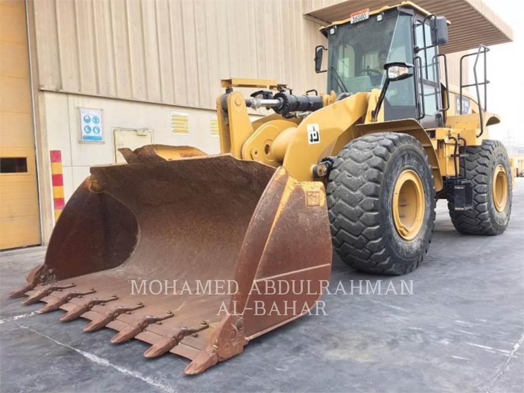 Caterpillar 950GC、轮式装载机、建筑设备