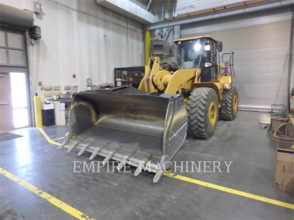 Caterpillar 950GC FC, Ładowarki kołowe, Sprzęt budowlany