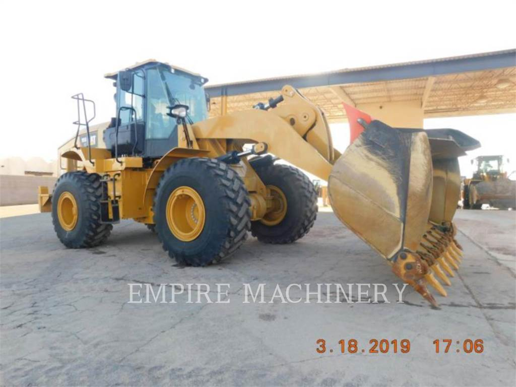 Caterpillar 950GC FC, Wheel Loaders, Construction