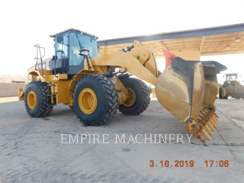 Caterpillar 950GC FC, Pás carregadoras de rodas, Equipamentos Construção