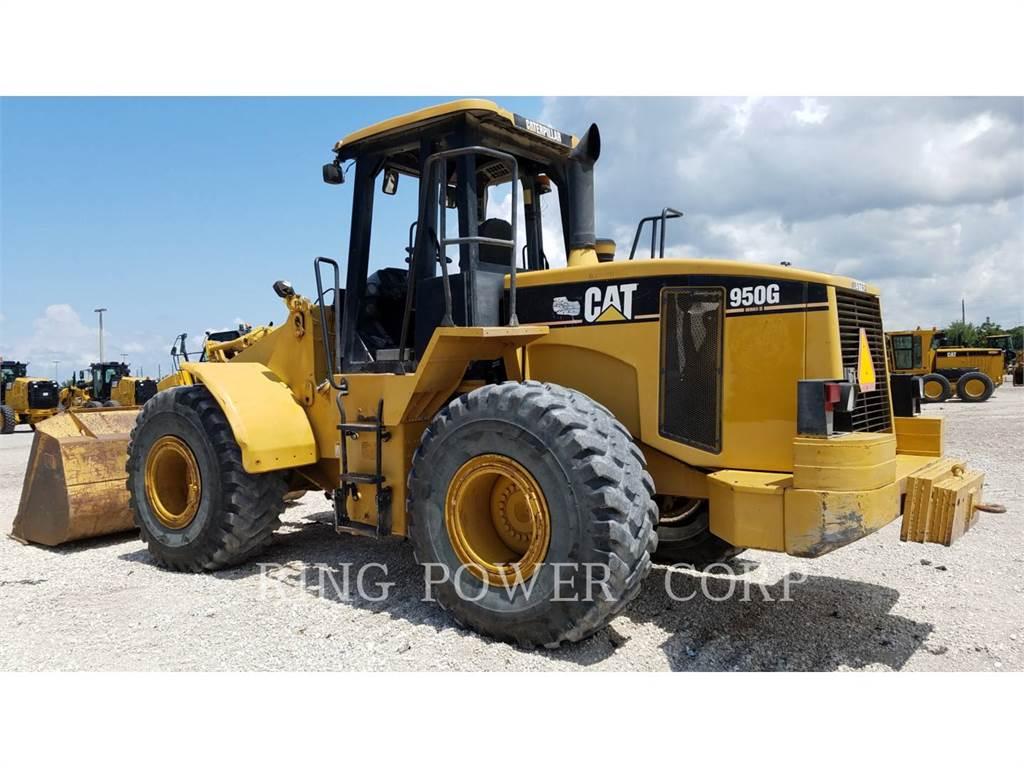 Caterpillar 950GII, Radlader, Bau-Und Bergbauausrüstung