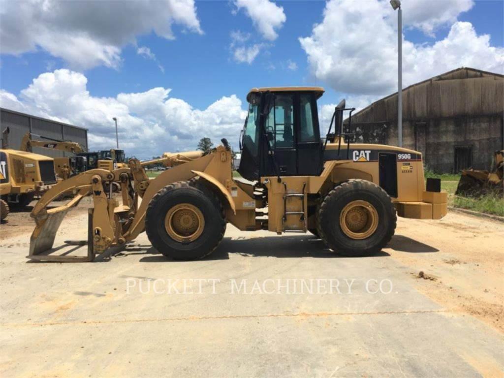 Caterpillar 950GII, Wheel Loaders, Construction
