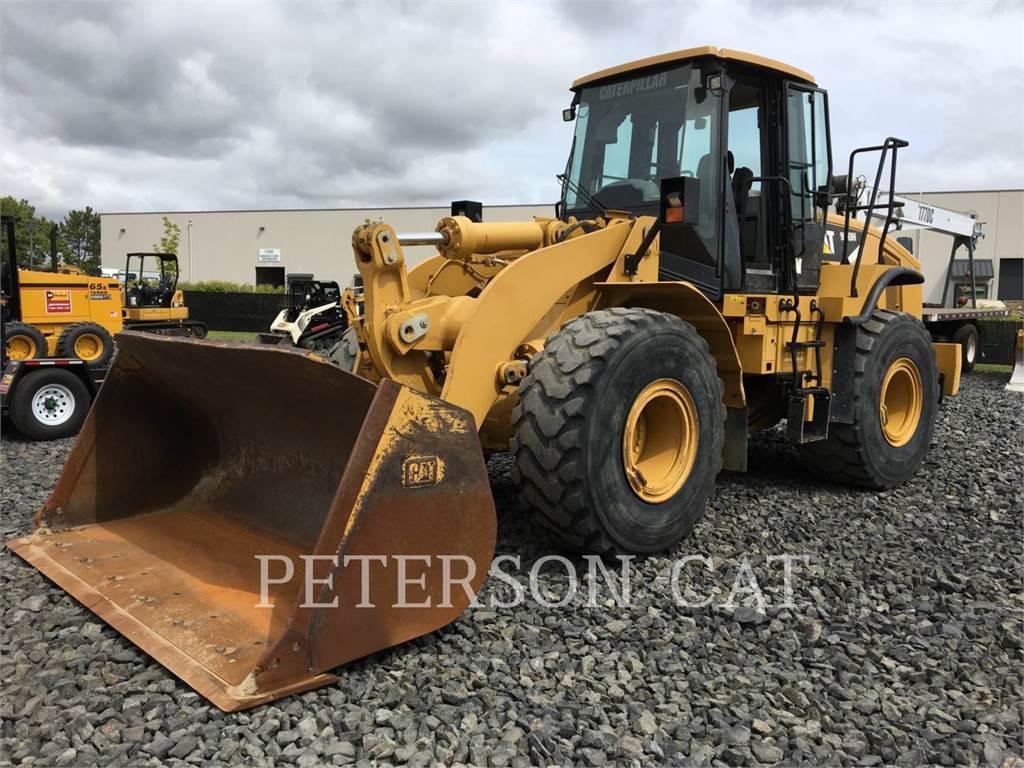 Caterpillar 950H, Radlader, Bau-Und Bergbauausrüstung