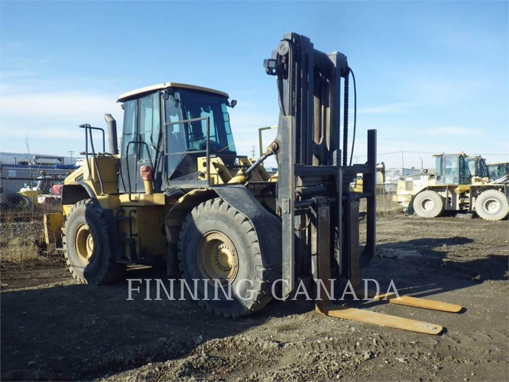 Caterpillar 950H, Misc Forklifts, Material Handling