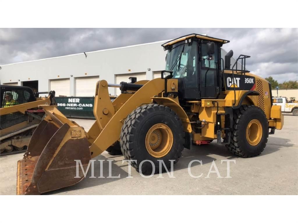 Caterpillar 950K, Chargeuse sur pneus, Équipement De Construction