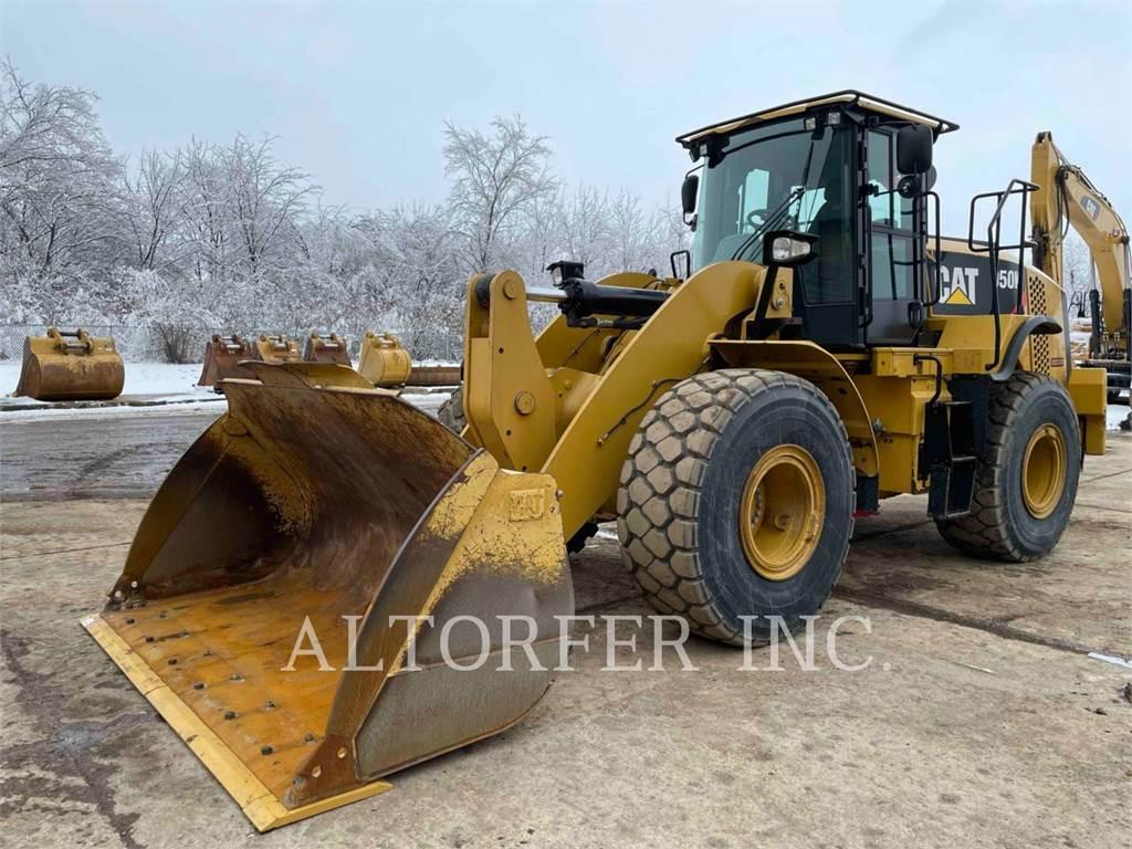 Caterpillar 950K, Radlader, Bau-Und Bergbauausrüstung