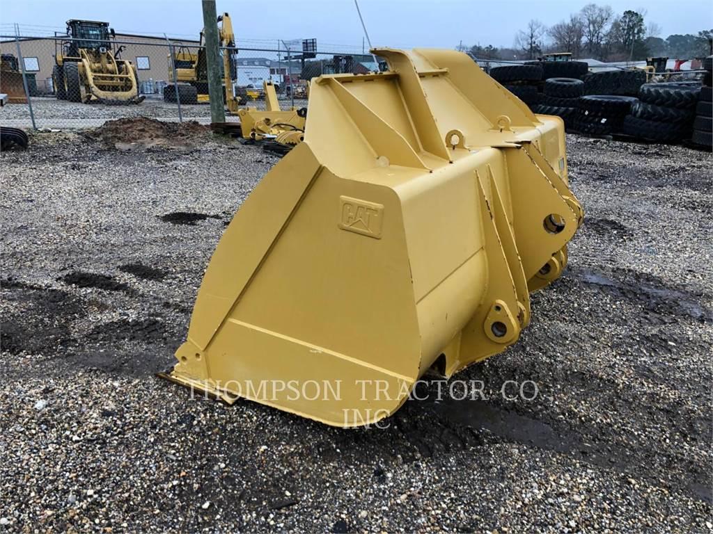 Caterpillar 950K, bucket, Construction