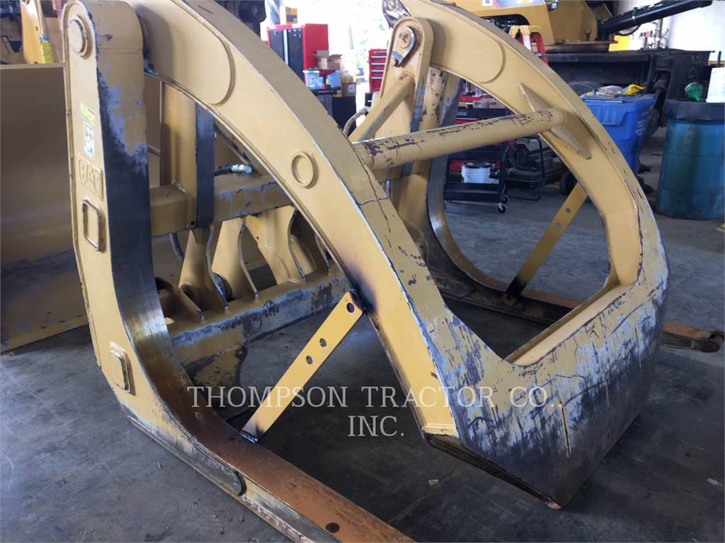 Caterpillar 950K/962K, forks, Construction