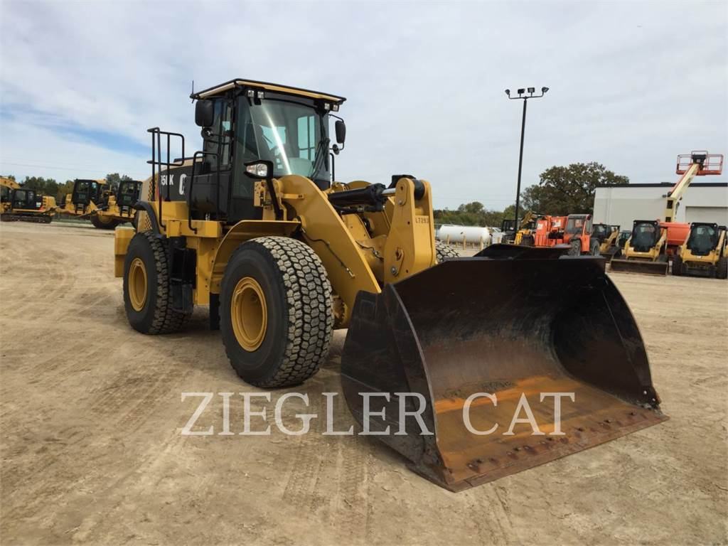 Caterpillar 950K, Wheel Loaders, Construction