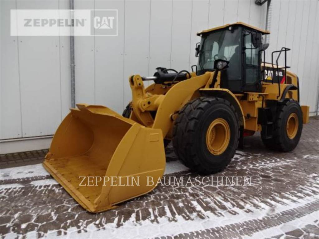 Caterpillar 950L, Wheel Loaders, Construction