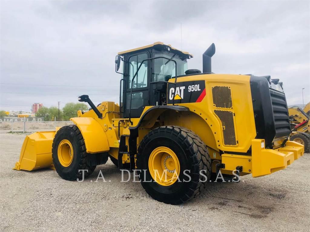 Caterpillar 950L、轮式装载机、建筑设备