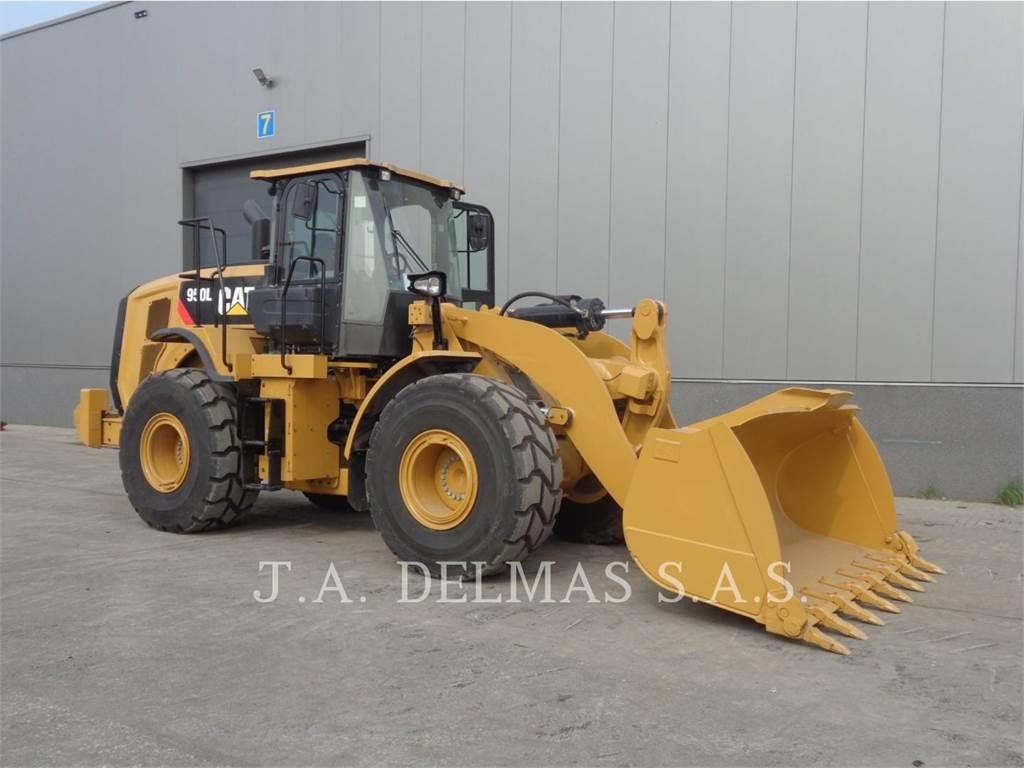 Caterpillar 950L, Radlader, Bau-Und Bergbauausrüstung